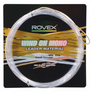 Rovex Wind On Leader - 10m 500lb